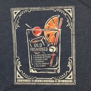 Banana Republic Shirts - TS171 Banana Republic Liquor Graphic Shirt S